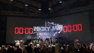Nicky Jam Live in Concert Madrid May 2018 'Hasta el Amanecer'