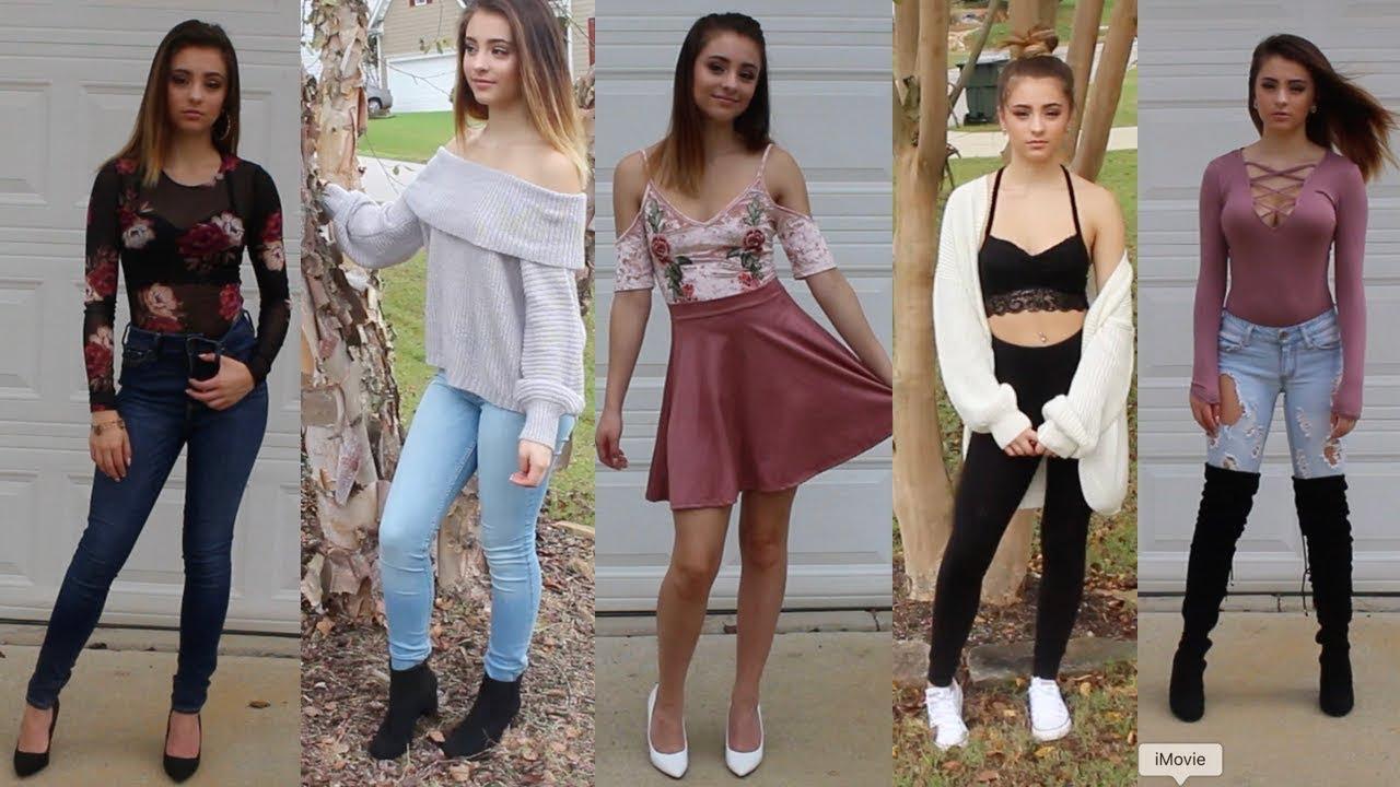 5 Fall Outfits - Collab with Amber Greaves | Gabriella Kurus 1