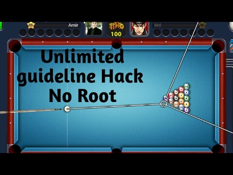 HOW TO DOWNLOAD THE HACK MOD APK OF 8 BALL POOL UNLIMITED GUIDELINE HACK  #Smartphone #Android