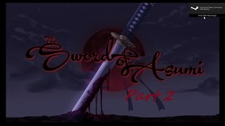 Grimboozed Gaming:  Sword of Asumi #2:  Lyrical Assasin