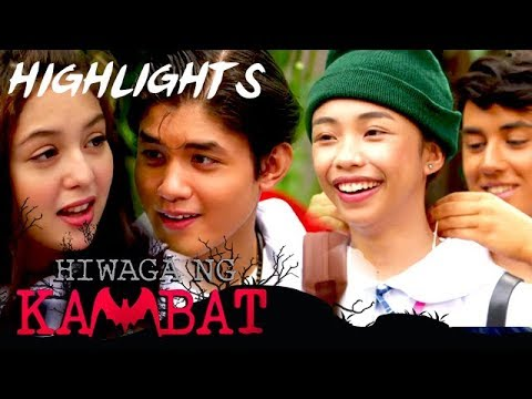Mateo and Iking express how they love Lorraine and Sarah | Hiwaga Ng Kambat