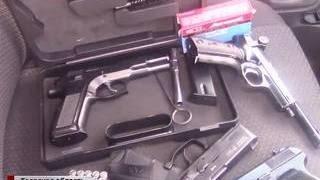 Арестованы 14 участников банды торговцев кустарным оружием