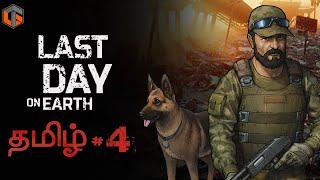 Last Day on Earth 에피소드 4 모바일 서바이벌 게임 Live Tamil Gaming