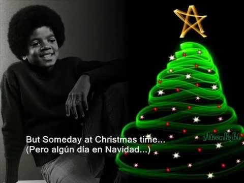 THE JACKSON 5 -SOMEDAY AT CHRITSMAS-(Sub.Español-English). - YouTube
