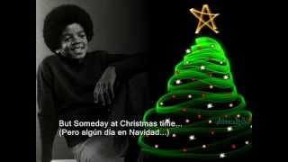 THE JACKSON 5 -SOMEDAY AT CHRITSMAS-(Sub.Español-English).