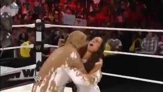 John Cena Pours Crap on Dolph Ziggler & AJ Lee New Year's Eve - YouTube.