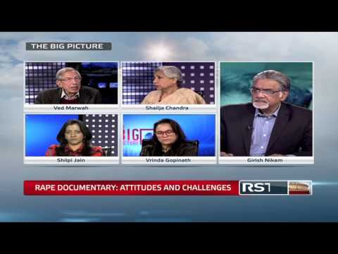 The Big Picture - Rape documentary: Attitudes and challenges