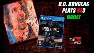 Albert Wesker plays Resident Evil 3 REmake Pt. 1
