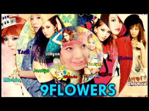 [9FLOWERS] I GOT A BOY - SNSD