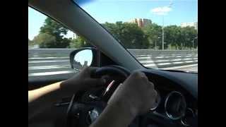 тест-драйв Mazda CX 9