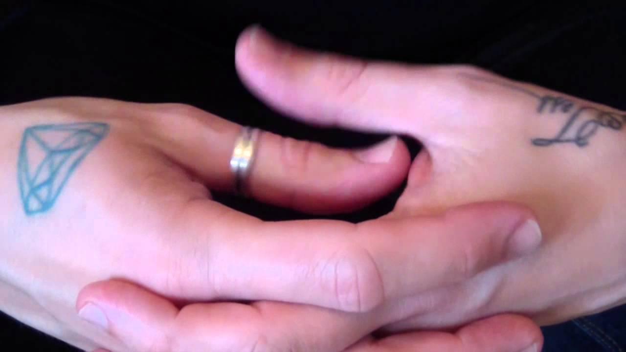 Twiddling my thumb