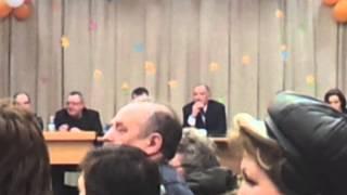 Встреча жителей с главой управы Ростокино 19.03.14