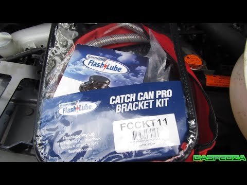 How To Install Oil Catch Can – Isuzu Dmax