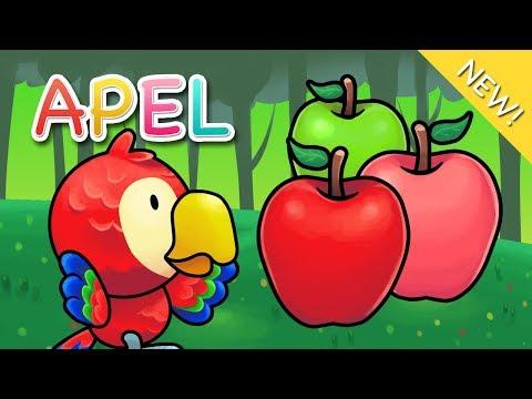 Lagu Anak Indonesia | Apel