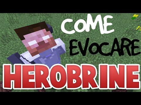 Come Evocare Herobrine In Minecraft Vanilla + BATTAGLIA