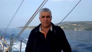 Лептокария. Остров Скиатос. Греция.