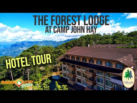 The Forest Lodge Baguio City Hotel Tour | Baguio Vlog | Baguio City Guide | Hotels In Baguio
