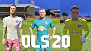 KITS DEL RB LEIPZIG PARA DREAM LEAGUE SOCCER 2020