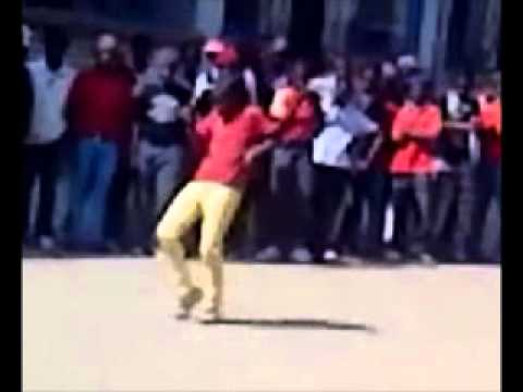 Dance OFF South African Township style