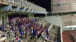 2017年9月16日サガン鳥栖対ヴァンフォーレ甲府 走れ走れ 青と赤のーー誇...