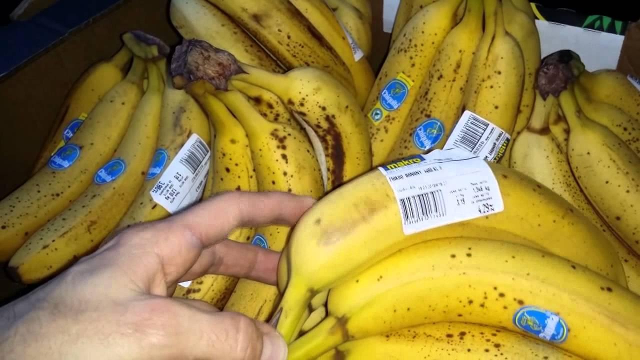 Brązowe Plamy Na Bananach Youtube
