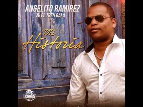 Mi historia - Angelito Ramirez & el tren bala