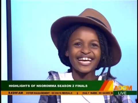 Highlights Of Nsoromma Season 2 Finale - Badwam Ahosepe on Adom TV (20-1-20)