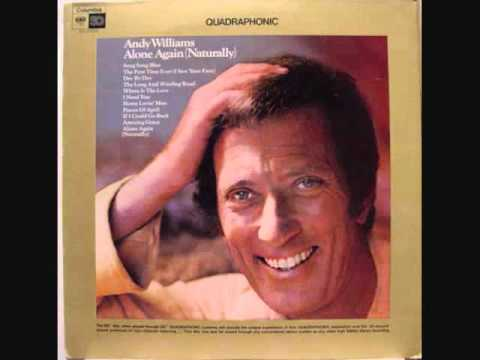 Andy Williams If I Could Go Back