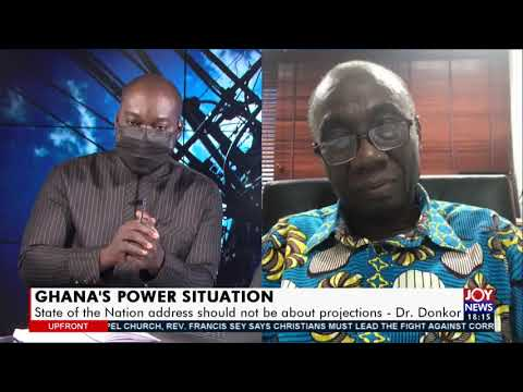 Ghana's Power Situation: Are we back to Dumsor? -  UPfront on Joy News (10- 3-21)