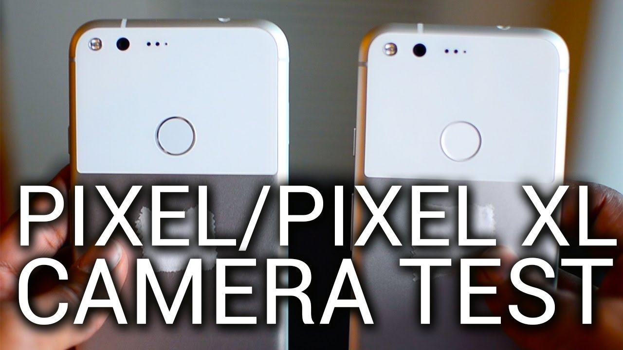 Google Pixel/Pixel XL Real World Camera Test vs Nexus 6P ...