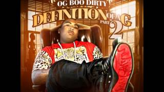 "OG Boo Dirty - ""Love of Money"" Feat Gucci Mane & DJ The Gr8 (Definition Of A G 2)"