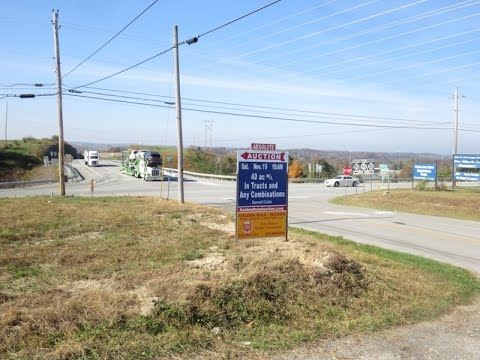 Absolute Commercial & Development Auction Columbia KY, November 19th, 2016