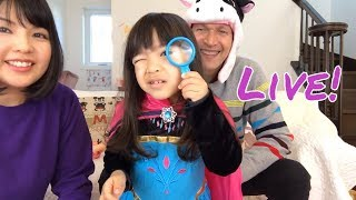 Welcome to Sumi in Wonderland PlaySchool! Today's song ☆Let's get s...
