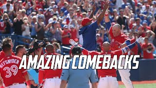 MLB | Amazing Comebacks | Part 6