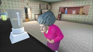 Scary Teacher 3D | Tani In Santa's Little Helper Prank