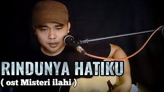 RINDUNYA HATIKU ( Misteri ilahi )    live acoustic cover Nunu yahya