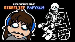 ПАПАЙРУС СТАЛ ИНВАЛИДОМ | Undertale Disbelief Papyrus