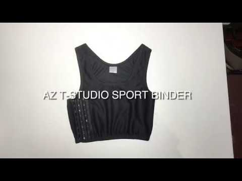 Coolmax Sport ll Gen Binder by AZ T-STUDIO MALAYSIA CHEST BINDER SHOP tomboy binder 束胸 马来西亚