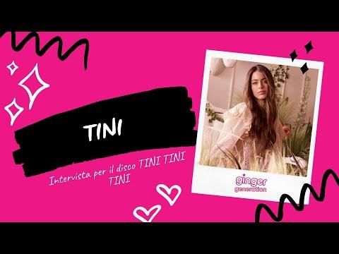 TINI parla del suo nuovo disco ed il possibile ritorno di Violetta | INTERVISTA