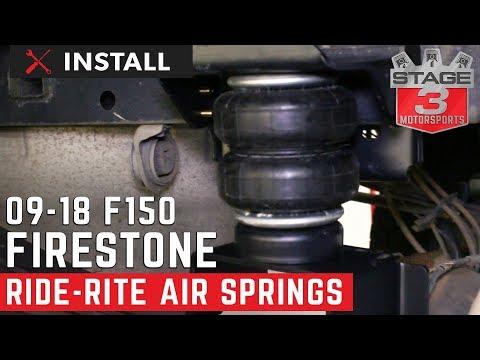2015-2018 F150 Firestone