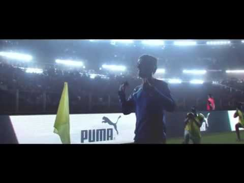 Antoine Griezmann Comercial Puma #Panda