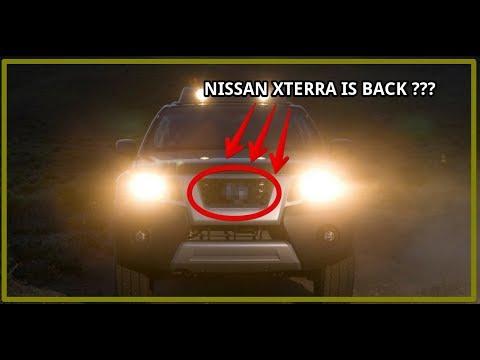 [WATCH NOW!!!] Nissan Xterra 2018 Return