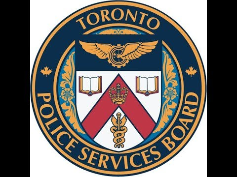 Toronto Police Services Board Meeting | LiveStream | Thursday, April 25th, 2019 | 1:30PM