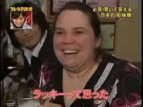 Žena s najvećim ustima na svijetu - YouTube