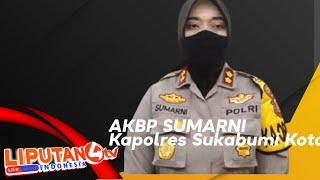 Polres Sukabumi Kota Gelar Patroli PPKM Level.4 Dan Bagi Sembako@LIPUTAN4 TV