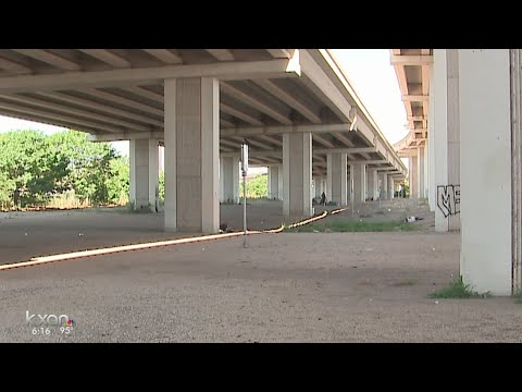 Area under Ben White Blvd. will be transformed into transit center