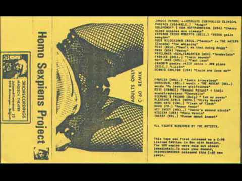 Various Artists - Homo Sexpiens Project (Full Cassette)