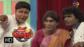Jabardasth - BulletBhaskarSunamiSudhakarPerformance - 7th July 2016 - జబర్దస్త్