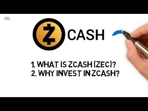 What is Zcash (ZEC)? Why buy Zcach?
