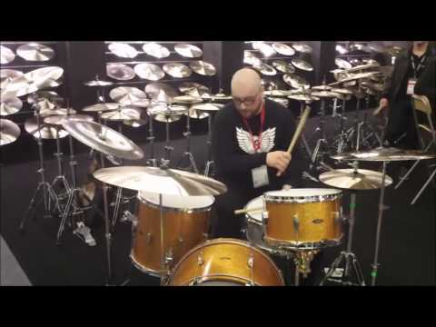 Musikmesse - Drums - 2016 - #1